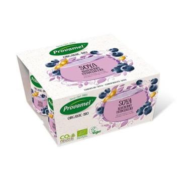 refrig yogur soya arandano bio pack 4